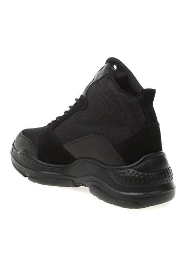 Limon Company Limon Deri Sneaker Siyah